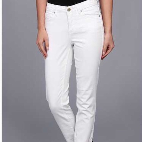 Jones New York Jeans Jones Ny White Soho Ankle Jeans Poshmark